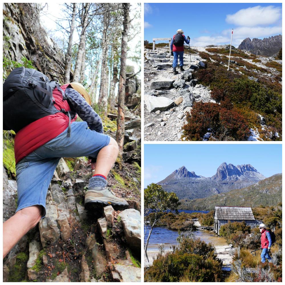 Bushwalking at Cradle Mountain